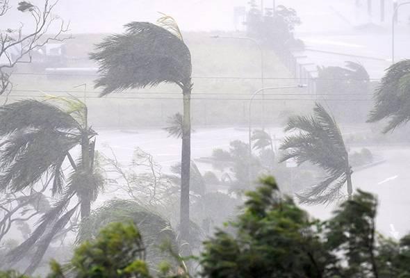10 rumah peneroka rosak dilanda ribut