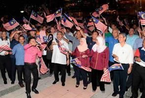 Kemerdekaan milik rakyat Malaysia, bukan parti politik