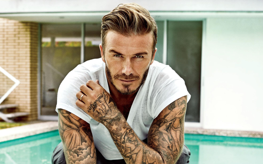 David Beckham datang Malaysia!