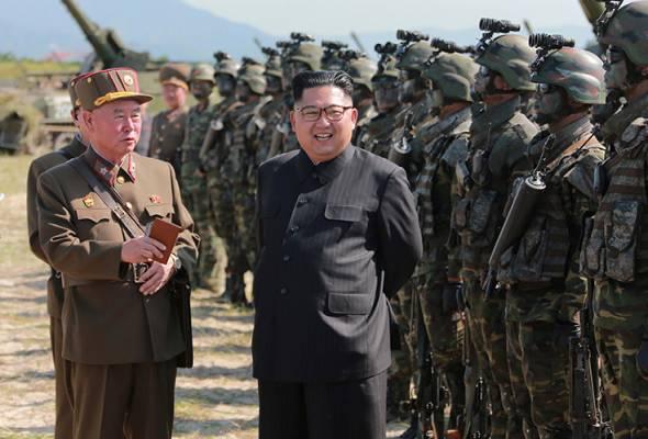 China perlu memainkan peranan yang lebih aktif bagi memastikan Korea Utara menghentikan segala bentuk tindakan provokasinya.