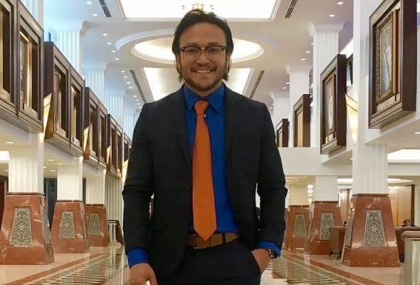'Saya tidak terima apa-apa notis kebankrapan' -  Shaheizy Sam