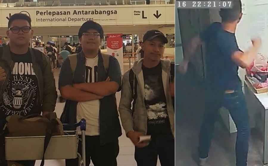 Pemuda buat hal di Jepun, lapor polis kerana tak tahan dikecam netizen