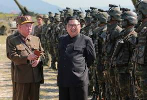 Malaysia boleh minta China pengaruhi Korea Utara