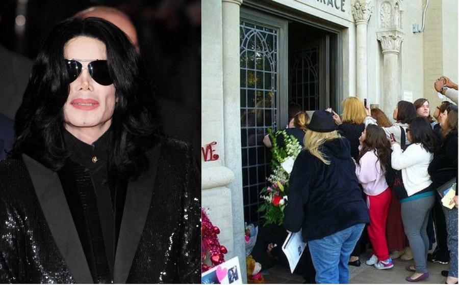 Kubur Michael Jackson kosong, ibu bimbang mayat dicuri
