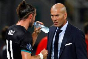 Real's Zidane has room for new and old guard in fluid frontline