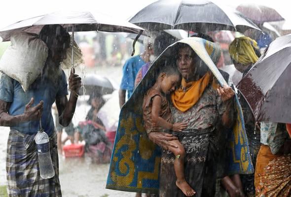 Artikel ini membincangkan hal berkaitan Rohingya dan Malaysia.