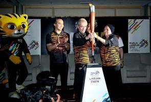 Show real sportsmanship, Malaysian hospitality to other contingents - Tun Jeanne