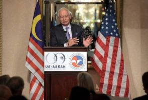 Najib fulfills promise, Trump wants violence against Rohingya to stop