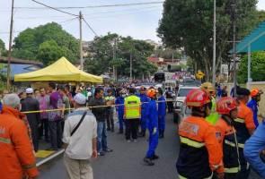 Pusat tahfiz terbakar: PM Najib ucap takziah