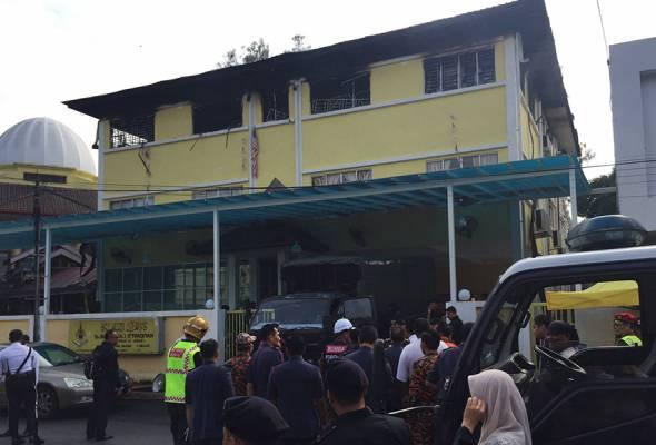 Kebakaran pusat tahfiz disifatkan paling dahsyat - Media antarabangsa
