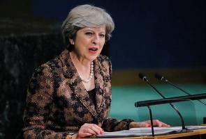 Separuh pengundi British jangka Theresa May gagal peroleh rundingan terbaik Brexit