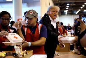 For storm-ravaged Houston, a presidential visit and baseball's return