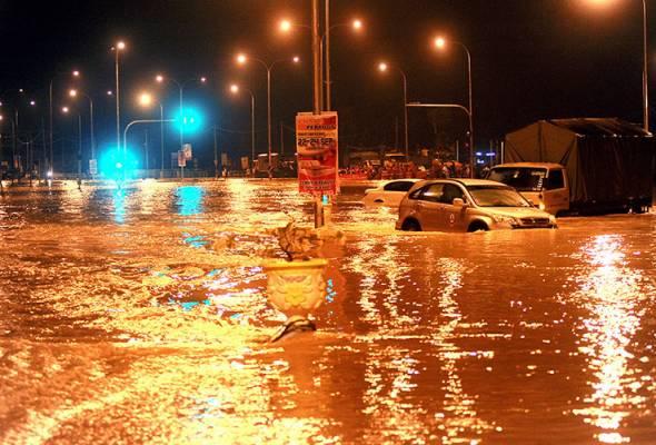 Banjir Nibong Tebal: Air naik terlalu pantas - Mangsa