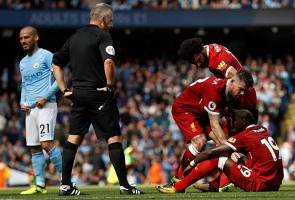 Liverpool to appeal length of Mane's ban - Reports