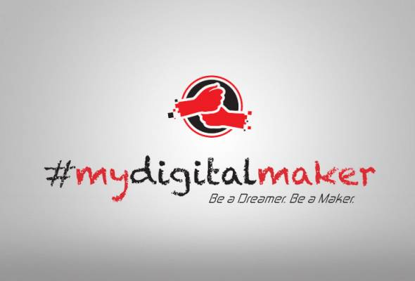 #mydigitalmaker Fair 2017 will be held for the first time this Sept 16 and 17 in Kuala Lumpur.