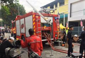 Short-circuit believed to be cause of fire at tahfiz centre