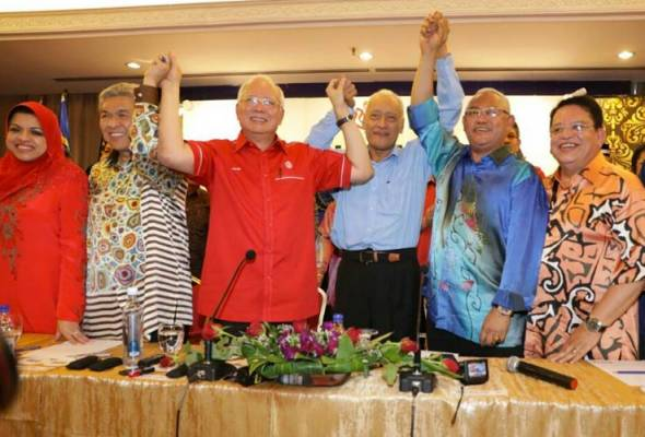 His decision was made on the principles of party struggle, said Prime Minister Datuk Seri Najib Razak when announcing the matter today.