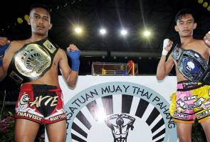 Muay Thai can help build personality, resilience