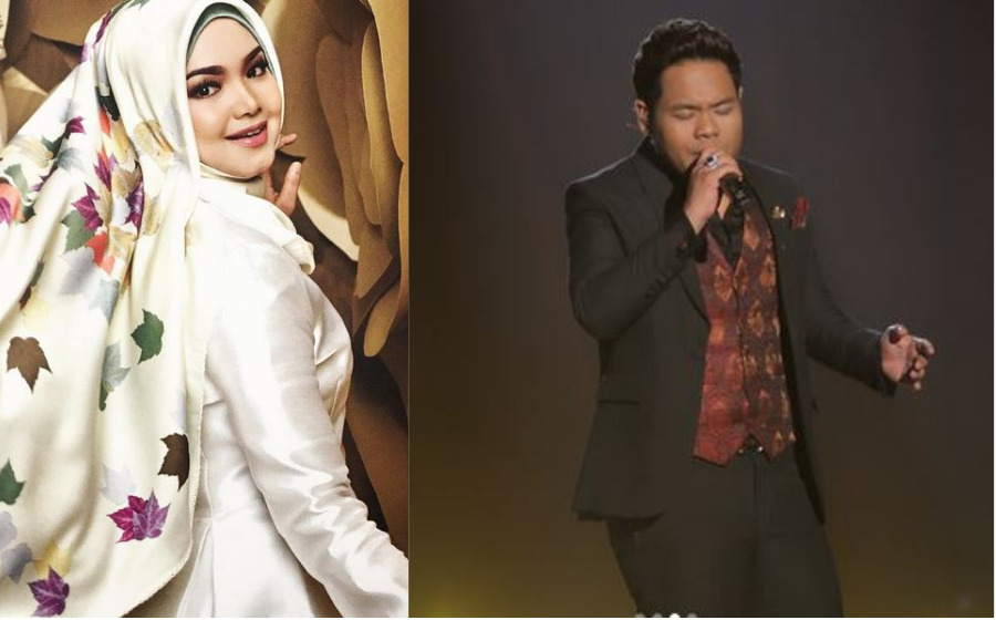 Datuk Siti pesan, menyanyilah sebagai pejuang cinta - Syamel
