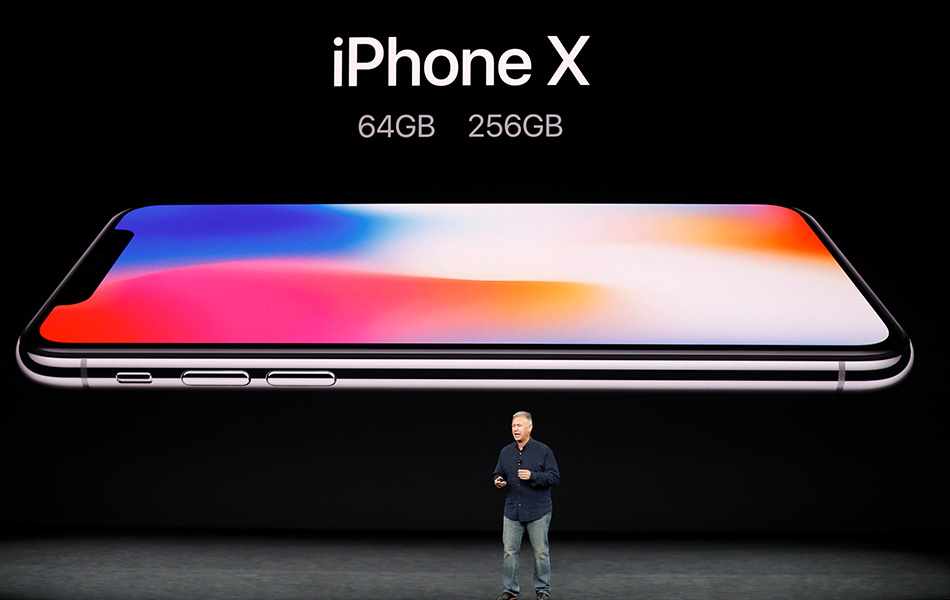 Apple, iPhone X, iPhone 8, iPhone 8 Plus, Steve Jobs Theater