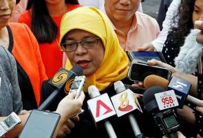 Lee: Halimah Yacob will fulfil president's role with distinction