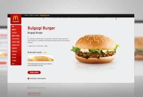 McDonald's in South Korea ceases sales of Bulgogi burger after customers fall sick