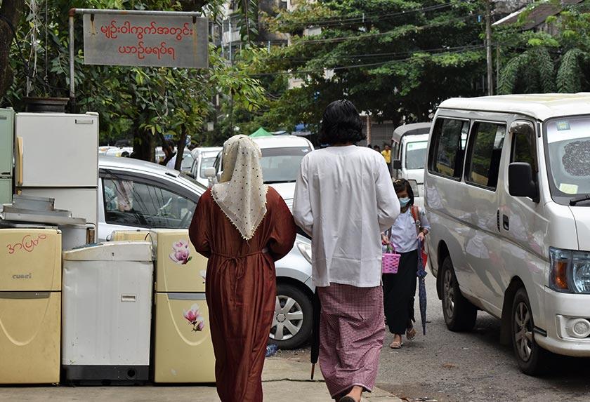 Kaum minoriti Myanmar telah lama bermasalah dengan penduduk majorit Burma yang tinggal di pusat Irrawaddy Delta. Foto Karim Raslan