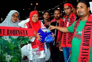 Rohingya Humanitarian Fund aims to collect RM300,000 in Melaka