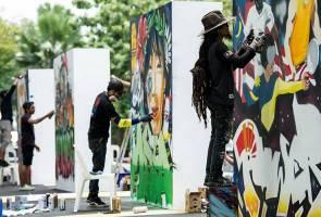 Graffiti can yield lucrative returns