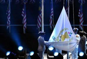 APG KL2017: Spectacular closing ceremony as SEAGF flag goes to Manila