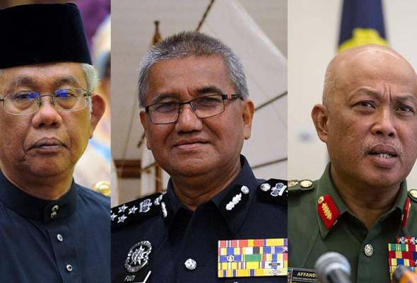 51 tokoh dianugerah 'Tan Sri'