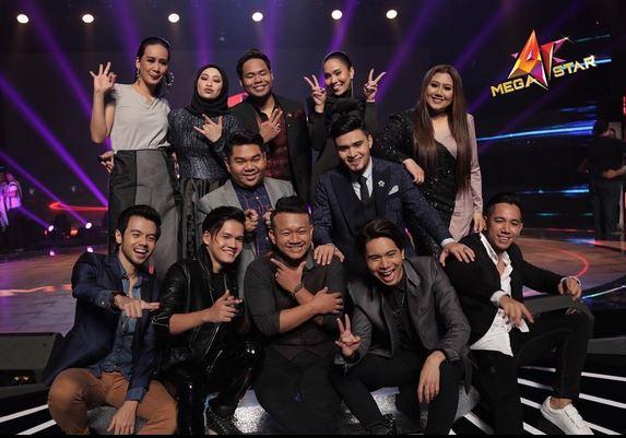 AF Megastar: Muktamad! hanya 12 bintang layak teruskan perjuangan