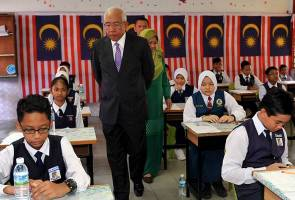 UPSR to continue until it is time for it to be replaced - Mahdzir