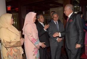 PM Najib tiba di Amerika untuk pertemuan dengan Trump