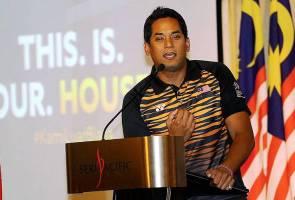 Venue, penginapan sukan Para ASEAN mesra OKU - Khairy