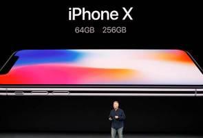 8 perkara anda perlu tahu mengenai iPhone X