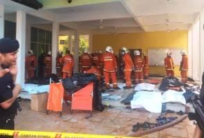 Tahfiz centre inferno: PM Najib offers condolences