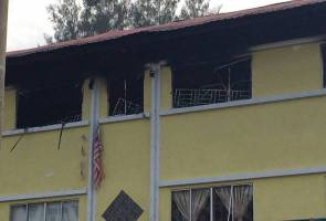 Witness heard cries for help from tahfiz centre