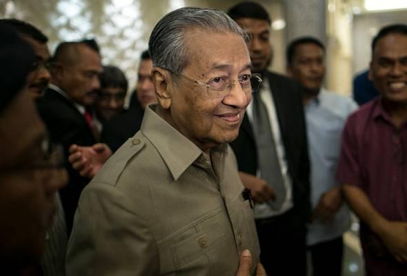 Nor Mohamed Yakcop 'penyelamat' negara - Tun Mahathir