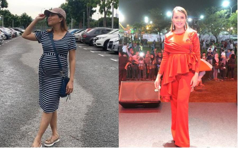 Comelnya 'baby bump', peminat jangka Jihan Muse hamil bayi perempuan