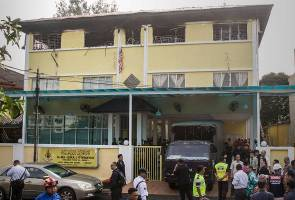 Two teenage boys charged with murder of 23 at religious school
