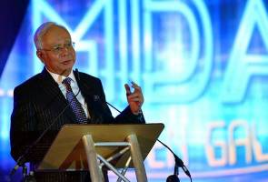 Malaysia shifting towards high technology, knowledge & capital intensive ventures