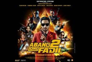 'Abang Long Fadil 2' tops local box office, beats 'Polis Evo' record