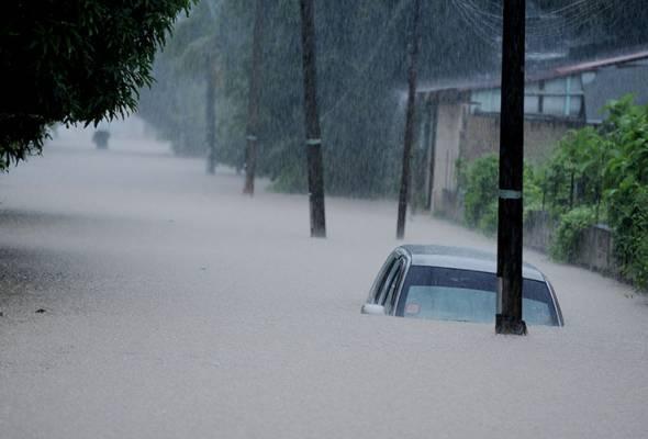 Malaysia diramal dilanda banjir besar bulan ini - Wan Junaidi