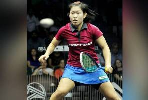 Au halts Nicol's journey in US Open