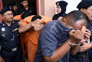 Three RMN personnel charged over assault, death of colleagues