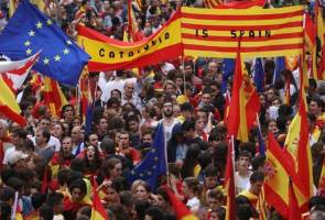 Today, all eyes will be on Spain as the national government is expected to strip Catalonia, one of its richest regions, of its autonomous powers.