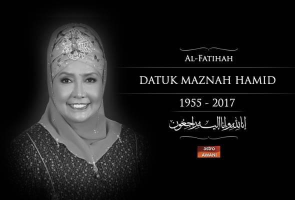 datuk maznah hamid Datuk dr maznah hamid, nama yang tidak asing lagi dalam dunia perniagaan beliau merupakan wanita pertama di malaysia yang mengetuai sebuah syarikat kawalan.