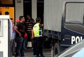 Couple, 2 children found dead in Johor Bahru
