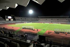 Tickets for Malaysia Cup semis to go on sale Thursday